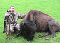 Record Book Bull Buffalo